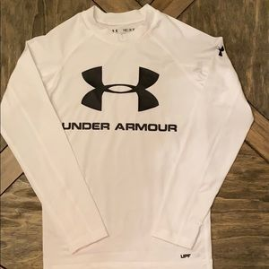 Under Armour boys long sleeve athletic top